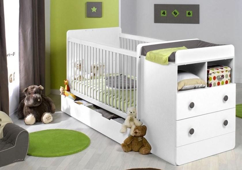 Mitlachendes Babybett Malte von Monpetit Kinderzimmer (www.monpetit-kinderzimmer.de)