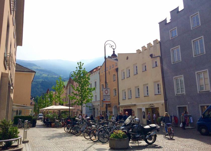 Brixens Altstadt lädt zum Flanieren ein