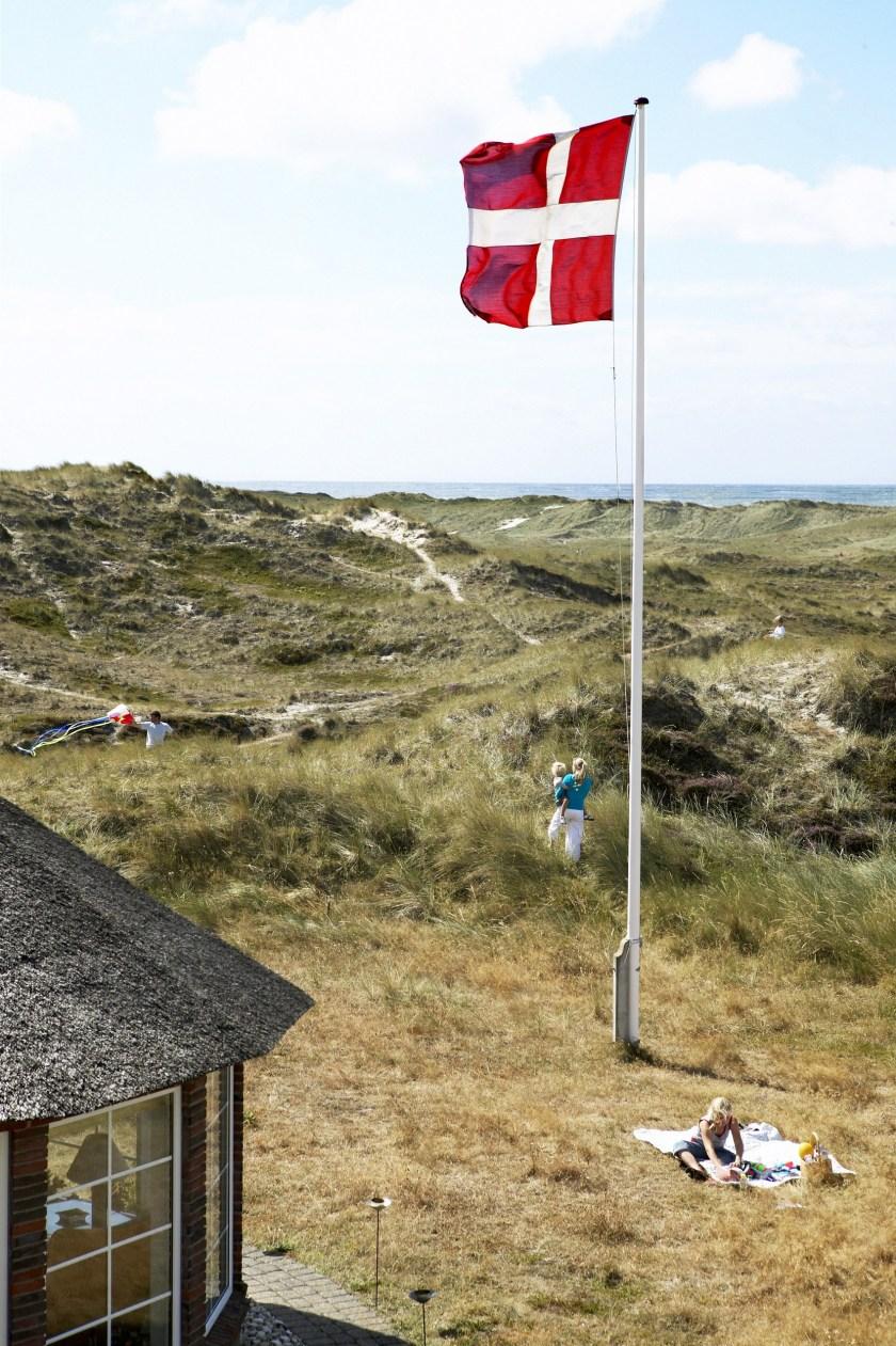 Dänemark: Familienurlaub an der dänischen Nordsee