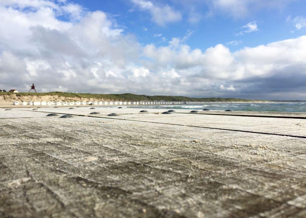 Dänemark: Am Strand von Løkken