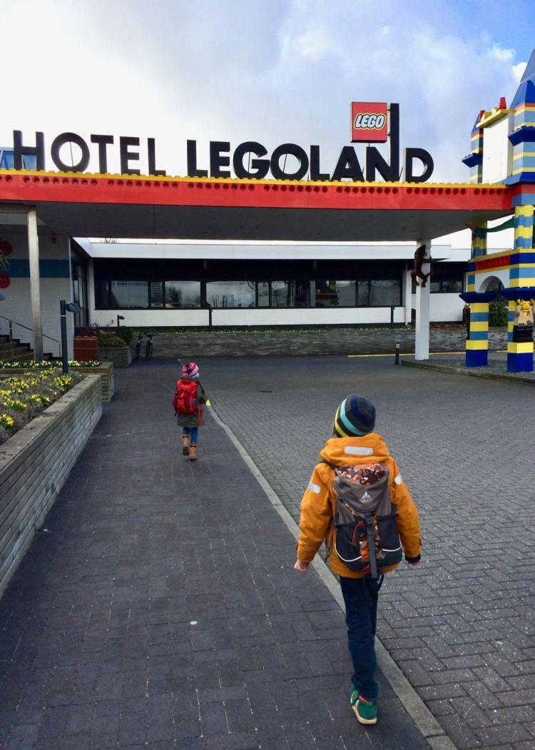 LEGOLAND Billund Resort zur Saisoneröffnung: Das Hotel LEGOLAND