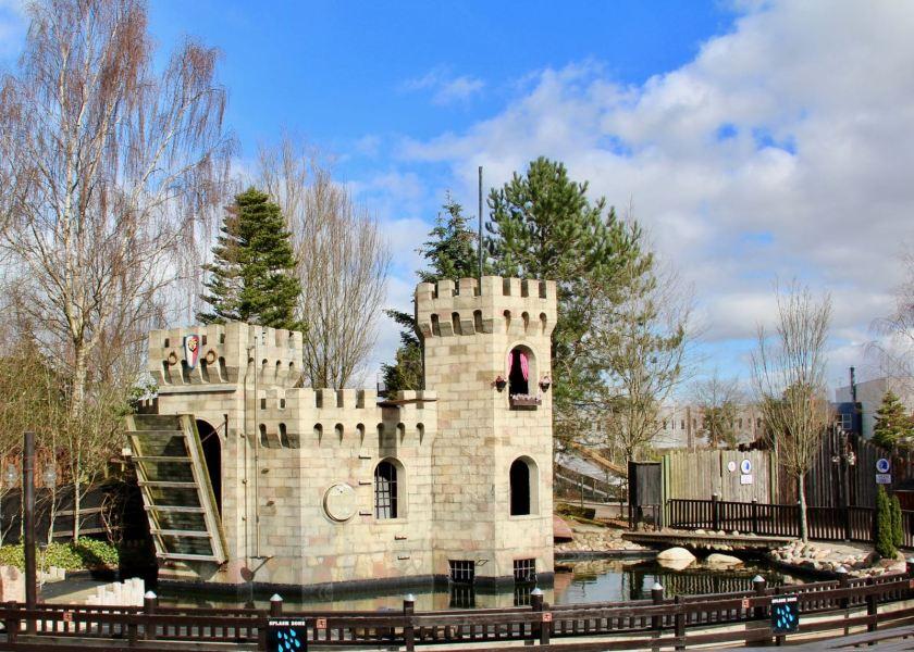 LEGOLAND Billund Resort zur Saisoneröffnung: Hier war das Wetter noch schön!