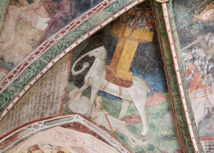 Dieser kuriose Elefant im Brixener Dom wäre uns allein nie aufgefallen.