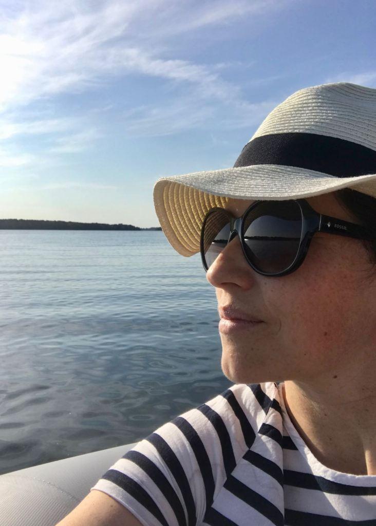 Weil Wasser die Seele streichelt... Mit dem Schlauchboot auf dem Storkower See
