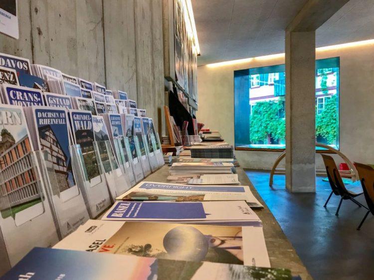 Jugendherberge Basel: Modernes Design in historischen Mauern: Kinderspielecke