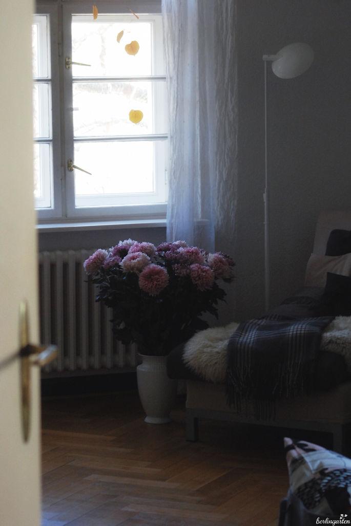 Chrysanthemen ergeben tolle Sträuße