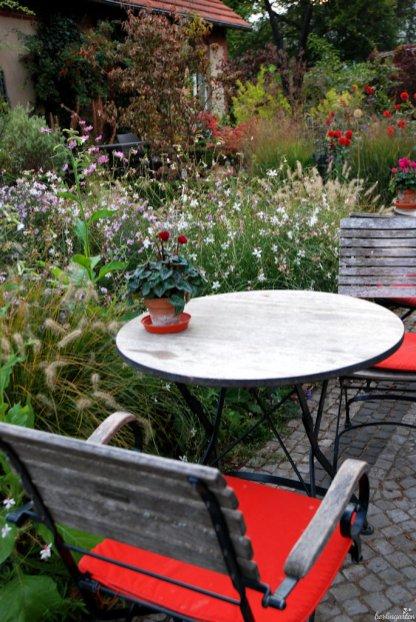 Café Königliche Gartenakademie in Dahlem