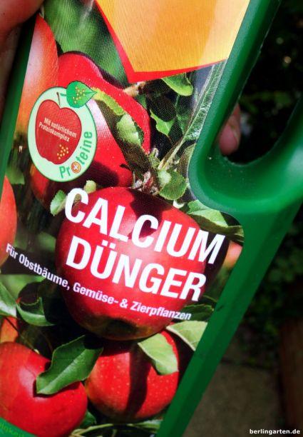 Calciumdünger