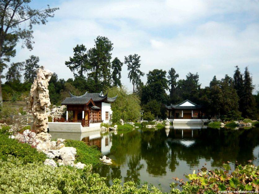 Der chinesische Garten zählt zu bedeutendsten außerhalb Chinas