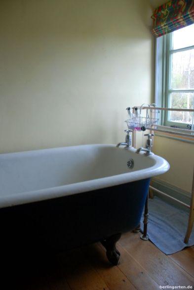 Das Bad - schlicht und schön