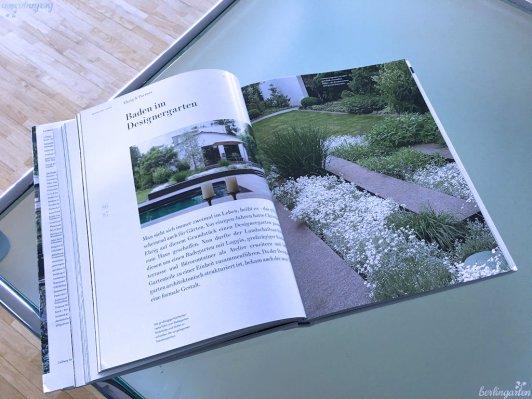 Designergarten mit Pool