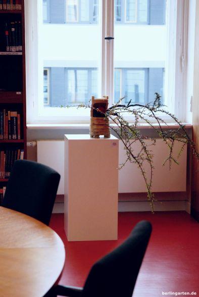 Ikebana Begonie Ulrike Vogler