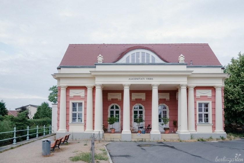 Neu erbaute Kellertorwache