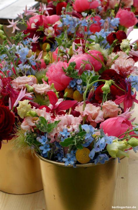 Material Blumengestecke