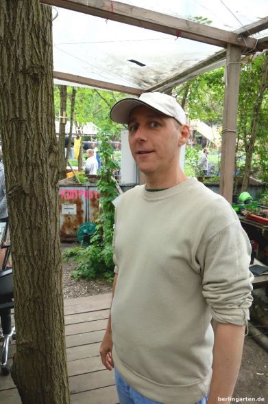 Oliver Boris Prinzessinnengarten