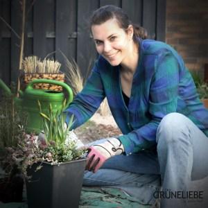 Sandra, die Frau hinter Grüneliebe