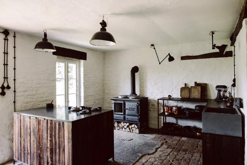 Küche Siedlerhaus