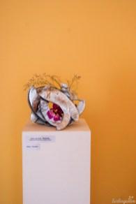 Karin Jarchow-Redecker: Schoten als Heimstatt für Orchideenblüte
