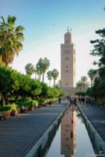 Minarett Koutoubia-Moschee