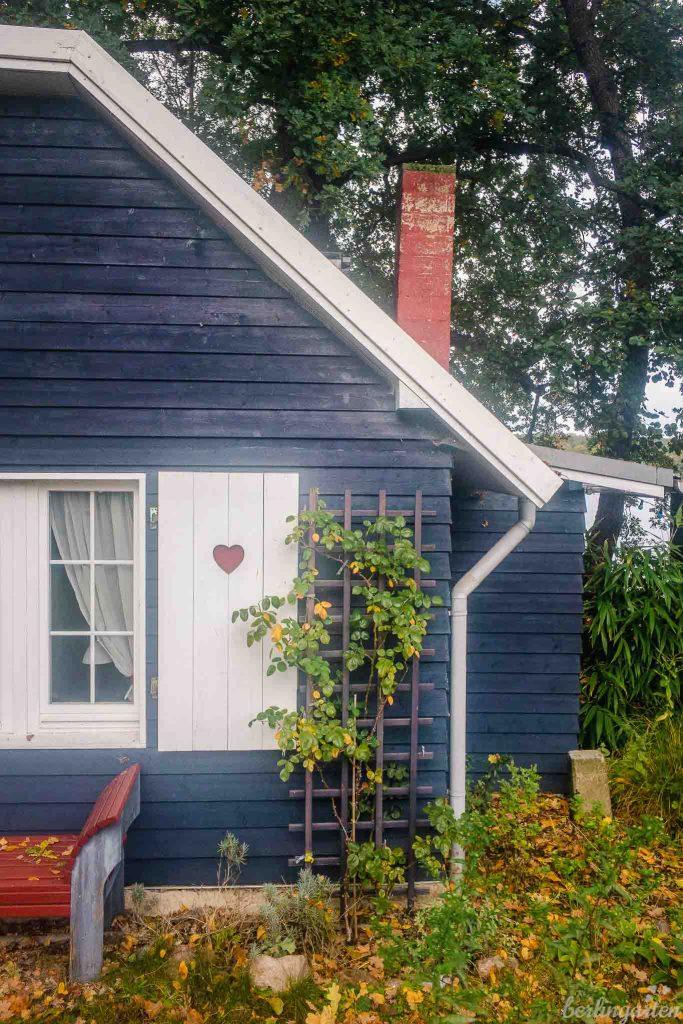 Blaues Haus Meedehorn