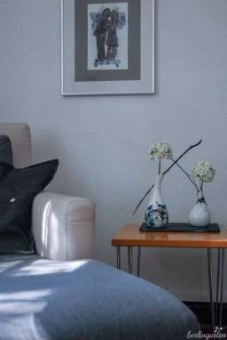 Ikebana im Wohnraum