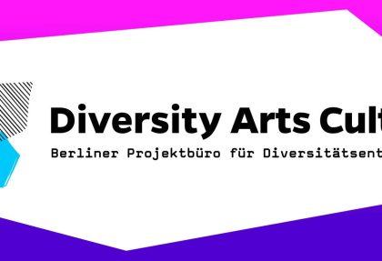 Logo Diversity Arts Culture