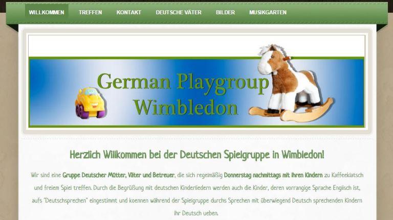 Deutsche Spielgruppe Wimbledon in South West London