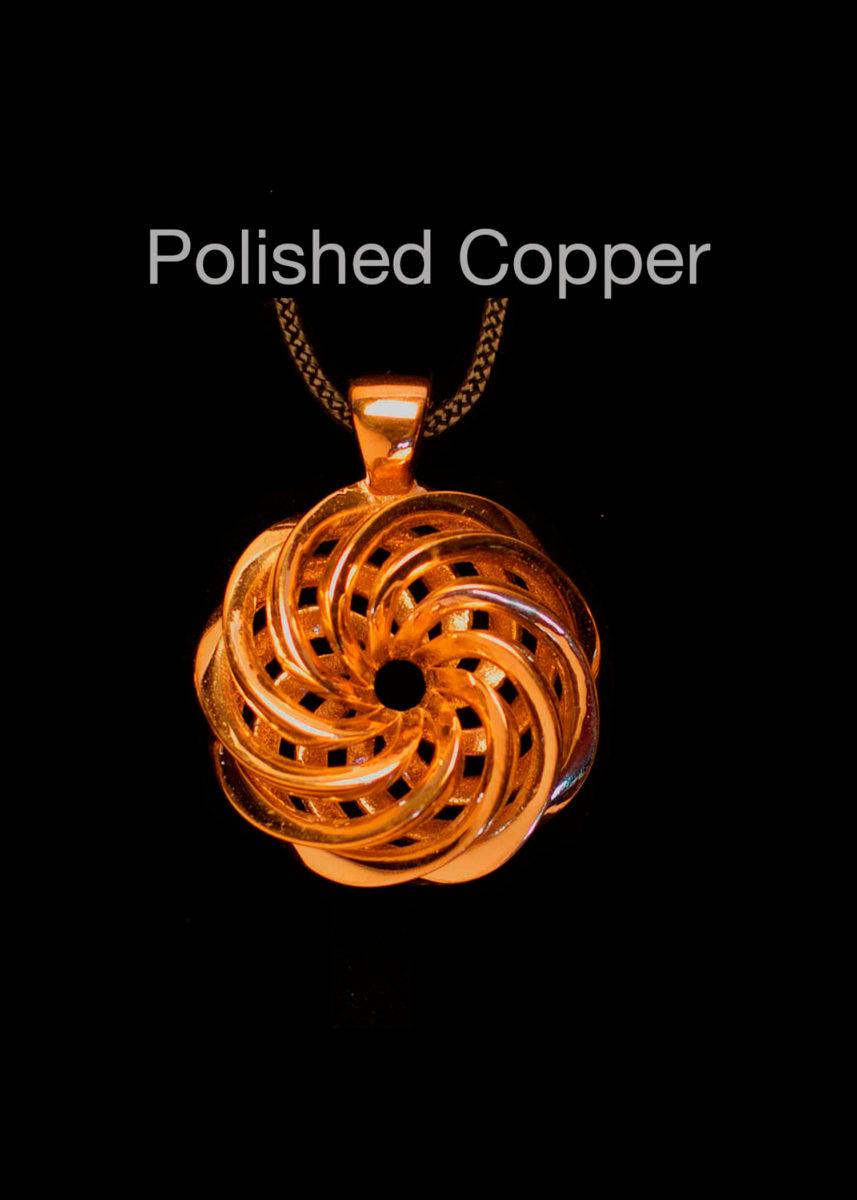 HOLOS Copper Pendant