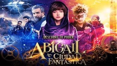 ▷ Descargar Abigail: Cuidad Fantástica (2019) Full HD 1080p Español Latino ✅