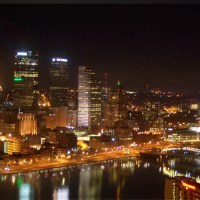 Pittsburgh at Night, 2011