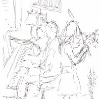 Sketches: The Living Room Concert