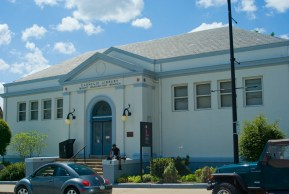 Carnegie Library of Pittsburgh, Mt. Washington Branch.