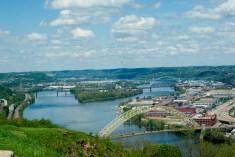 The Ohio River.