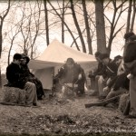 civil war reenactors