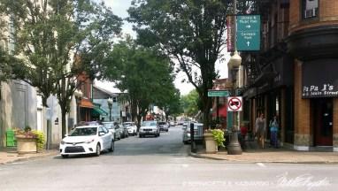 Main Street at Noon