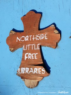 Northside Little Free Libraries.
