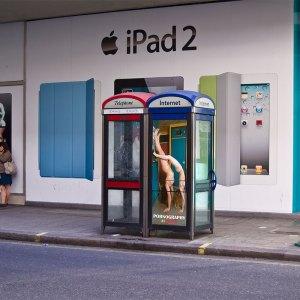 IPad 2, Oxford Street