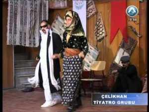 Şanoya hewaya bêduman temaşe bike…Kürtçe tiyatro…