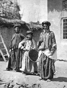 Kürdistan'daki Yahudilerin tarihi ve Kürtler