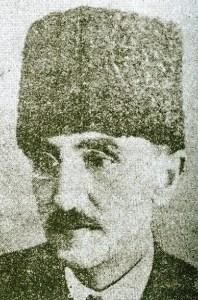Yusuf Ziya Bey (1882-1925)