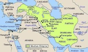 Medlerin Destanı: Zariadres ve Odatis