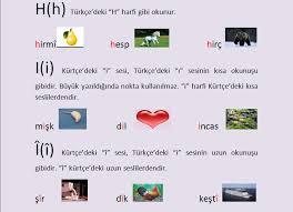 Kürtçe Sesler