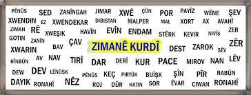 Kürtçe Dersler