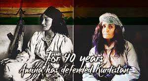 Kürt Kadın Portreleri