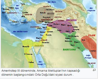 ANTİK MISIR'IN MİTANNİ KRALİÇELERİ