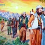 Kurmên Qurmê Qewmên Li Ber Qirbûnê – Mervan Serhildan