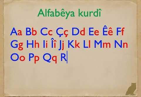 Kurtedîroka Alfabeyên Kurdan / Celadet Çeliker