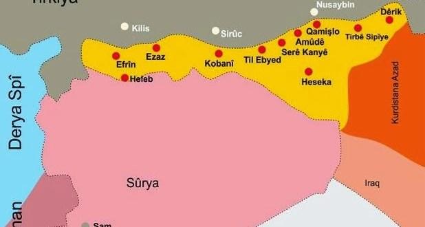 Piştî Osmaniyan Rewşa Desthilatdariya Sûriyê / Mehmûdê Sebrî