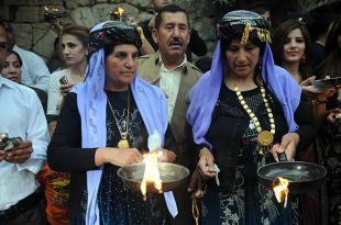Êzidî li Îraq û Kurdistanê