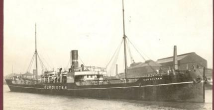 kürdistan gemisi